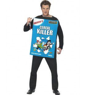 Cereal Killer Man Kostuum