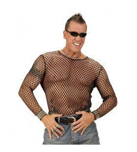 Shirt Visnet Zwart