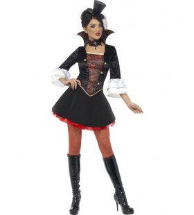 Sexy Vampier Vrouw Kostuum