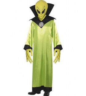 Alien Edelman Kostuum