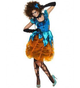 Killerella Vrouw Kostuum