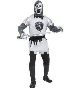 Spookachtige Ridder Man Kostuum