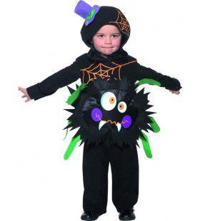 Peuter Gekke Spin Baby Kostuum