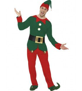 Elf Outfit Man