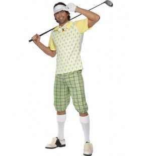 Man Golf Man Kostuum