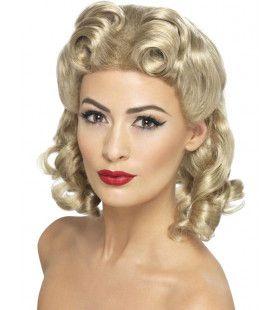 Blonde Pruik 1940