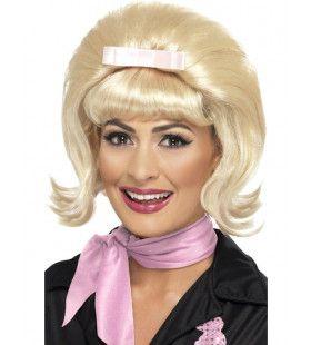 Blonde Pruik 50s