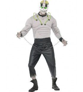 Experimenteel Monster Man Kostuum