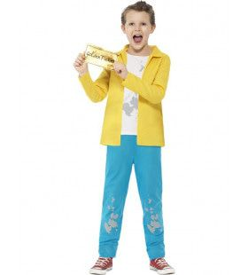 Sjakie En De Chocoladefabriek Kostuum Jongen