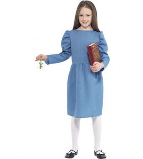 Roald Dahl Matilda Kostuum Meisje