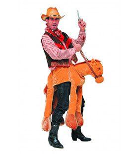 Voorbind Paard Man Kostuum