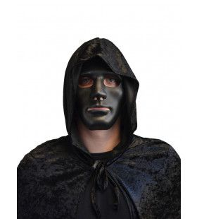 Universeel Zwart Masker