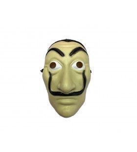 Casa Dali Money Heist Papel Masker