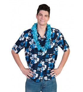 Flower Power Hawaii Hemd Man Kostuum