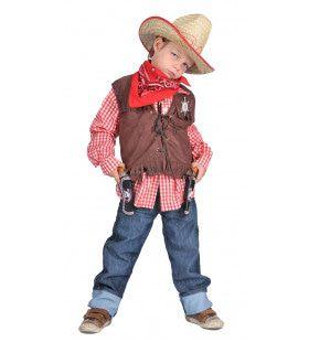 Wild West Jongen Tommy