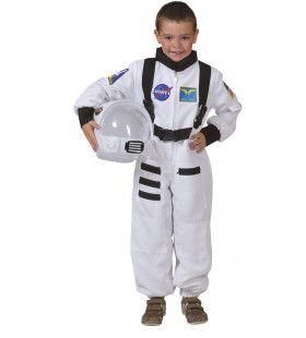Space Shuttle Astronaut Kind Kostuum