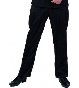 Zwarte Rokkostuum Broek Jongen