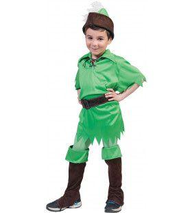 Peter Pan Fantasia Pak Jongen