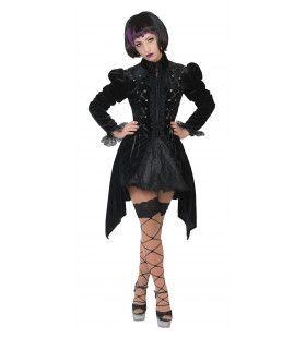 Gothic Gonga Vrouw Kostuum