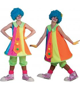 Silly Billy Vrouw Kostuum