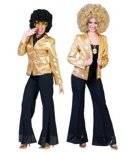 Golden Nights Vest