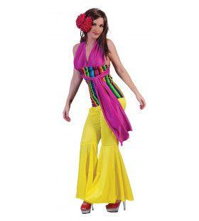 Ibiza Hippie Halter Topje Vrouw
