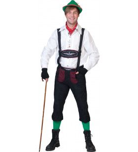 Munchen Alpine Hemd Man