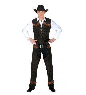 Best Of The West Cowboy Man Kostuum