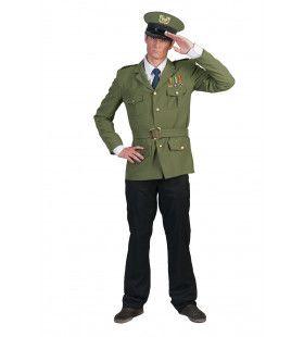 Klassieke Commandant Kostuum