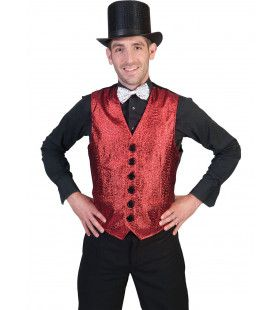 Show Vest Rood Man