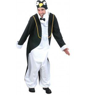 Peter De Pinguin Man Kostuum