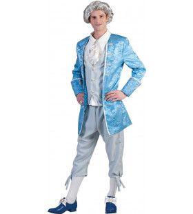 Rococo Calciano Kostuum Man