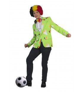 Keigaaf Belgisch Jasje Man Kostuum