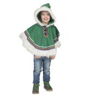 Eskimo Kimi, Baby Kostuum