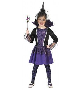 Vanessa De Vampier Meisje Kostuum