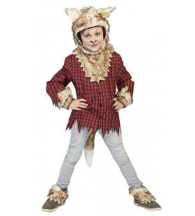 Wolf Weylyn Jongen Kostuum