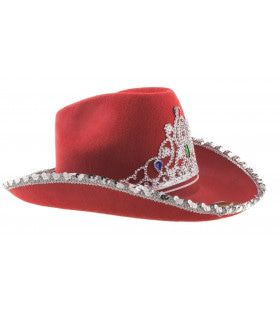 Cowgirl Hoed Joanne Rood