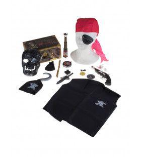 Complete Piraten Schatgravers Set 16 Delig