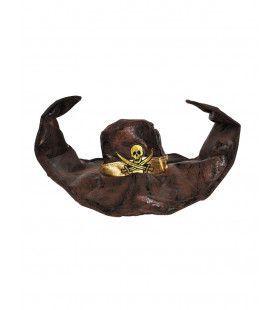 Sinistere Piraten Hoed