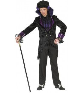 Vampier Hapnek Transsylvanie Man Kostuum