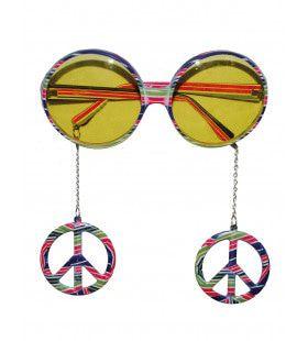 Psychedelische Lsd Bril Hippie