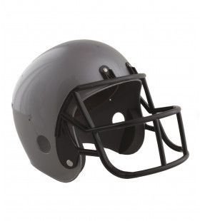 American Football Helm Grijze Grizzlies Kind