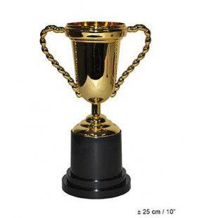 Beker Trofee Winnaar 25 Centimeter