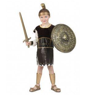 Romeinse Krijger Scipio Maximus Jongen Kostuum