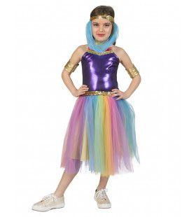 Suleika Shirley Harem Meisje Kostuum