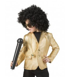 Disco Fever Popster Jas Goud Kind