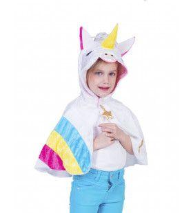 Cape Regenboog Eenhoorn Magisch Sprookje Meisje