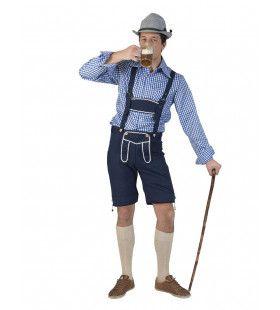 Gunther Tirol Lederhosen Man