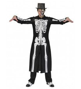 Rammelende Botten Skelet Jas Man