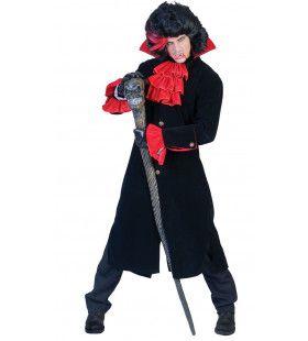 Bloederige Vampier Vlad Man Kostuum